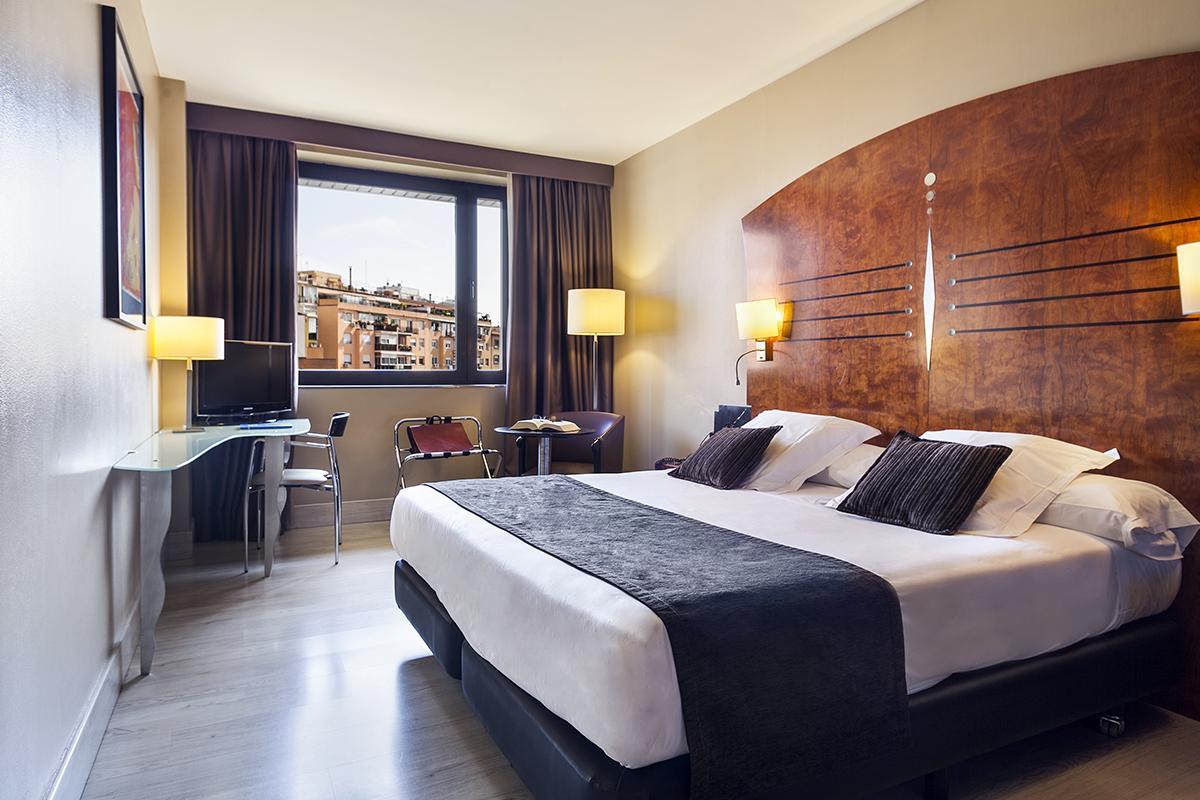 7 puntos que debe tener una habitación de hotel ideal