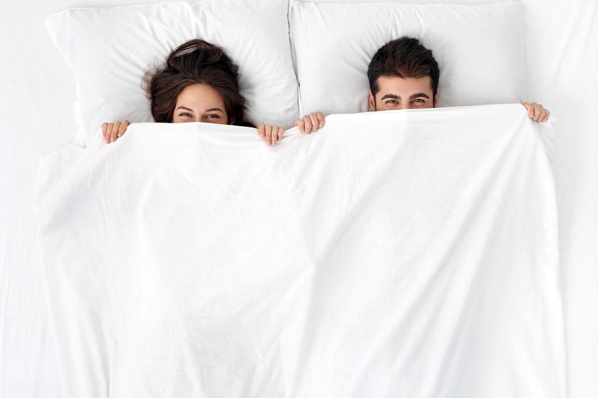 Colchones que no transmiten el movimiento, ideales para dormir en pareja