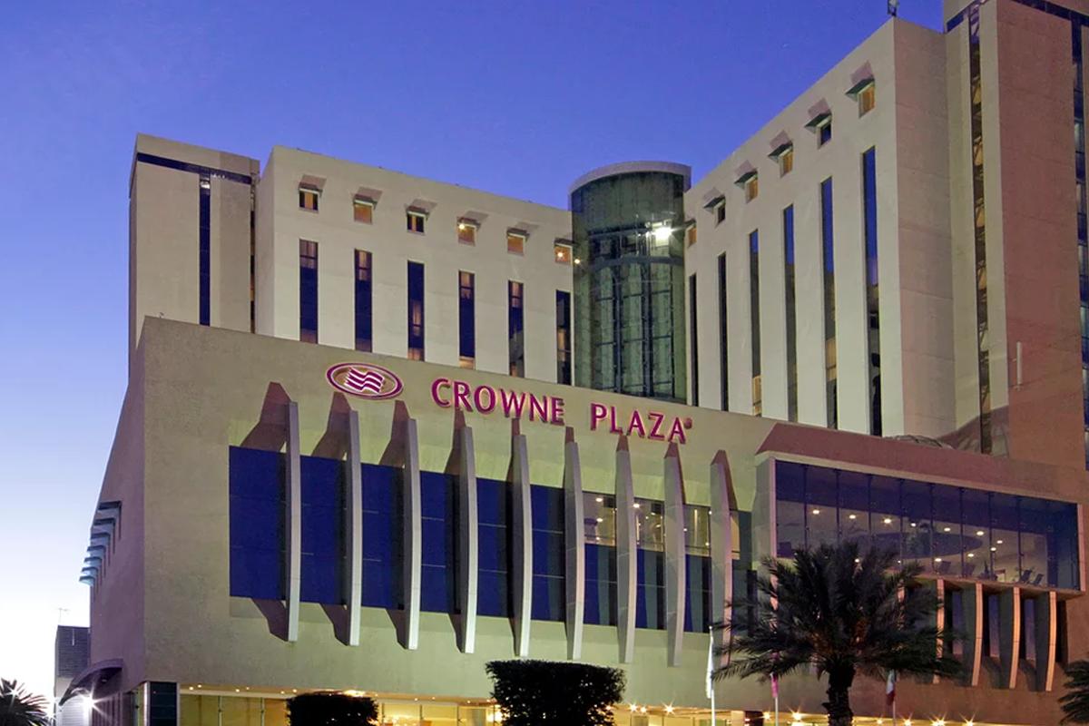 Crowne Plaza Torreón, cliente Unikonfort