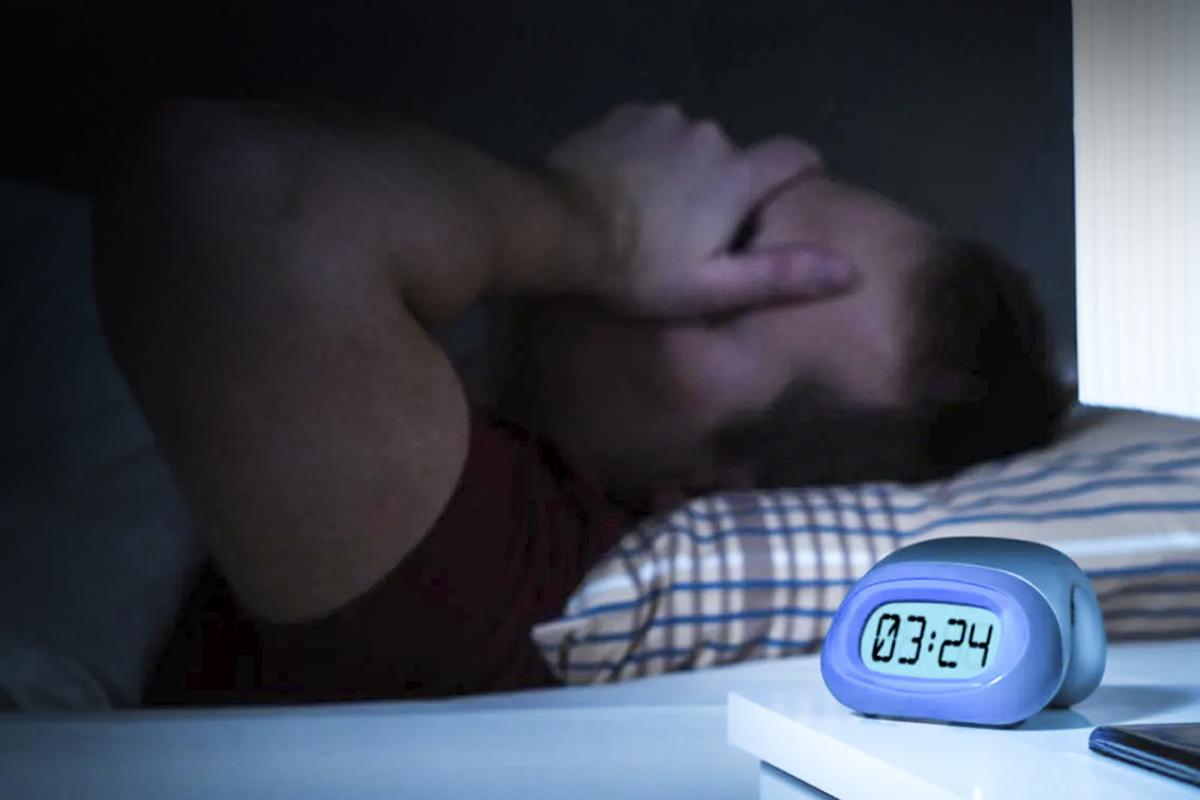Lo que no debes hacer antes de dormir