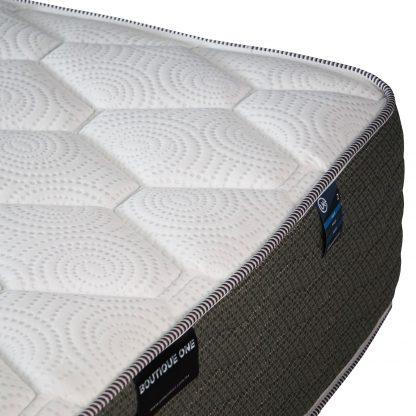 colchón vertebral confort detalle superior